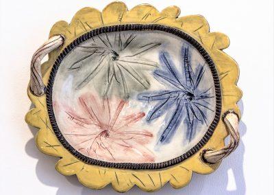 Triple Swirl Platter