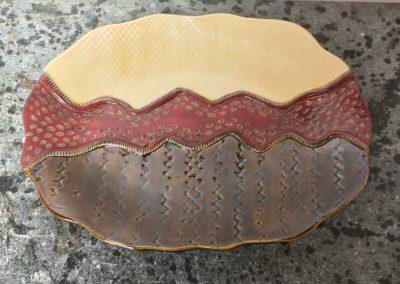 Red River Platter
